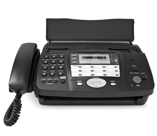 fax machine service